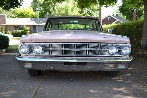 1963 Mercury Monterey grille
