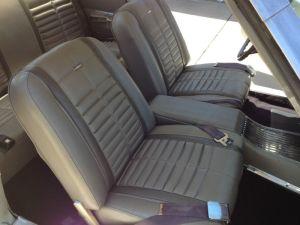 1963 Mercury Meteor S-33 interior
