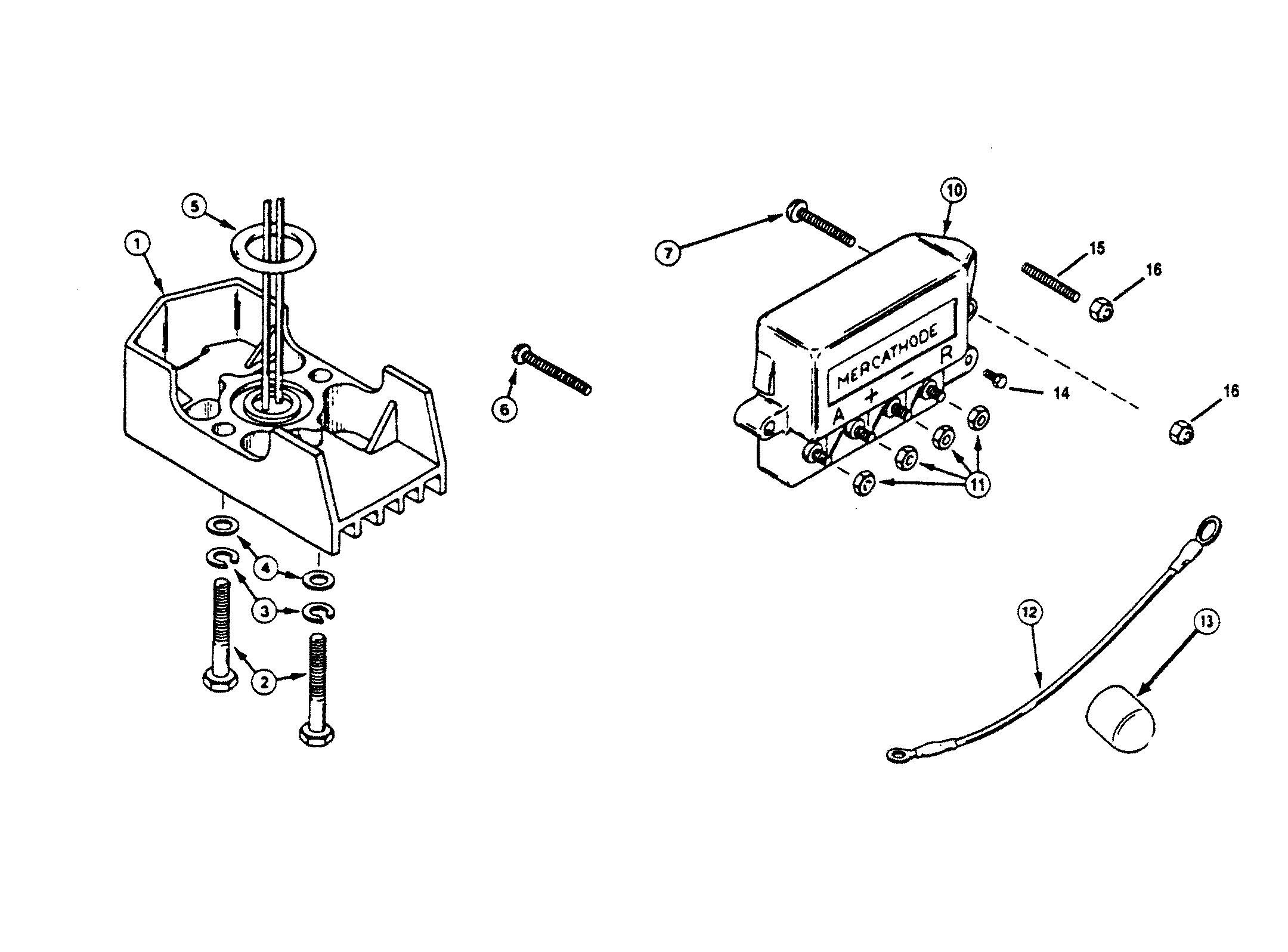 351 ford marine alternator wiring diagram