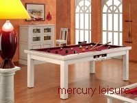 Diner Pool Tables And Dining Snooker Tables From Mercury