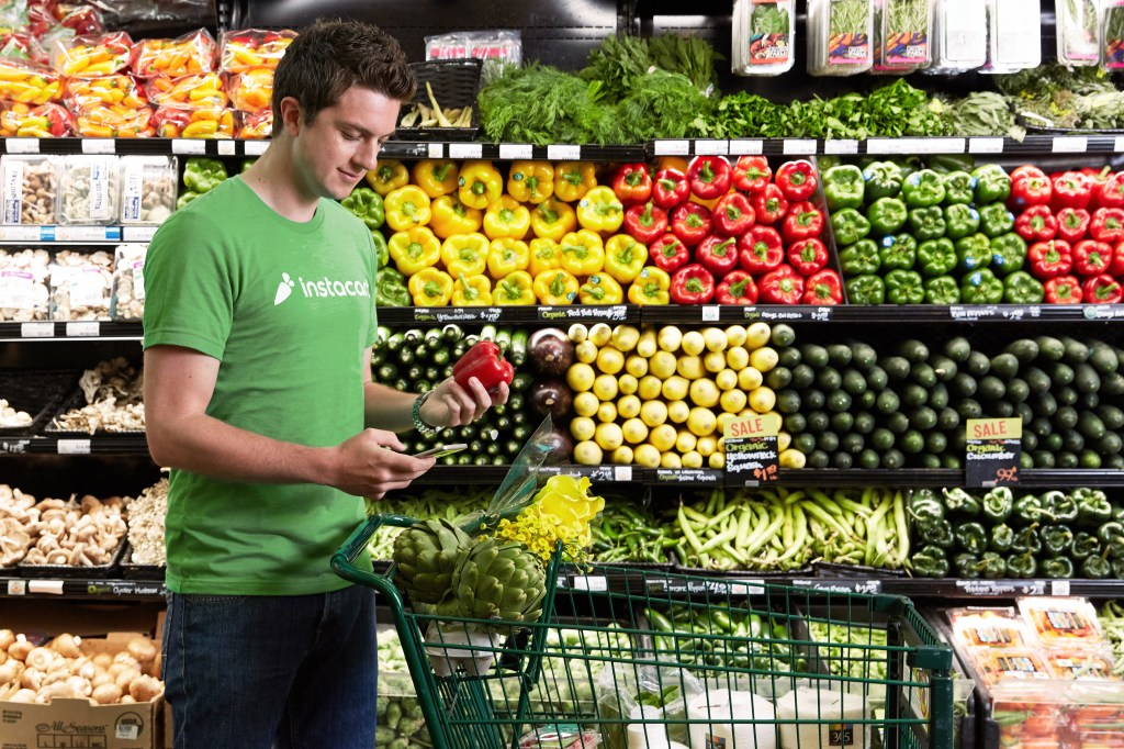 Instacart Expands Grocery Delivery In The Bay Area