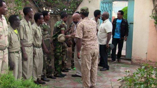 Berhanu Nega visit to Eritrea 120125495