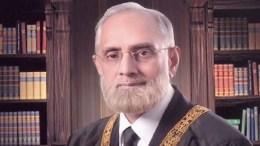 File Photo: Chief Justice of Pakistan Anwar Zaheer Jamali.
