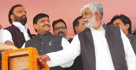 File Photo of Samajwadi Party leader Shivpal Singh Yadav.