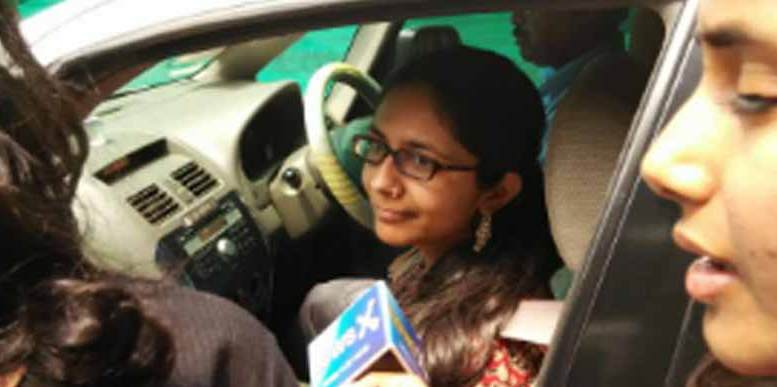 File Photo of Swati Maliwal, Chairperson of Delhi Commission for Women.