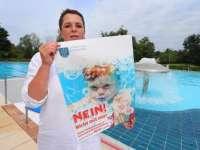 bergriffe im Schwimmbad: Dieses Tattoo soll schtzen | Welt