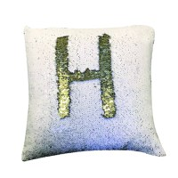 White Gold Mermaid Pillow  Mermaid Pillows