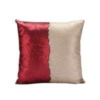 Red Champagne Mermaid Pillow  Mermaid Pillows