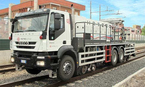 IVECO TRAKKER hi-rail ---u003c Transport Road Rail u003e--- Pinterest - vehicle service contracts