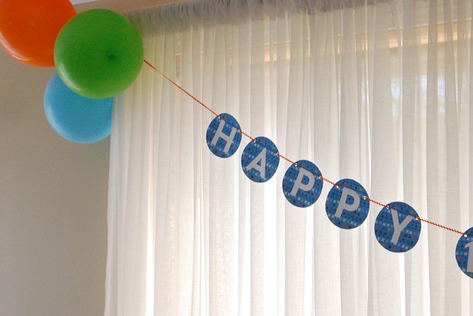 Free printable happy birthday banner - Merriment Design - free printable happy birthday banner templates