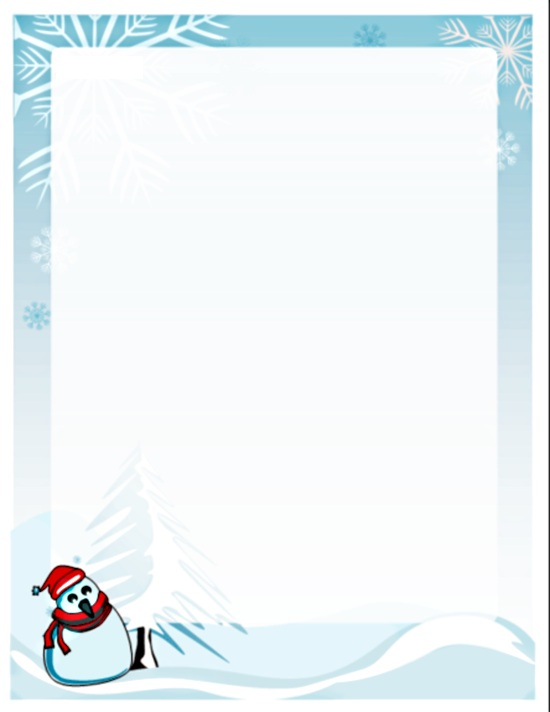 blank christmas party flyer - Solidgraphikworks