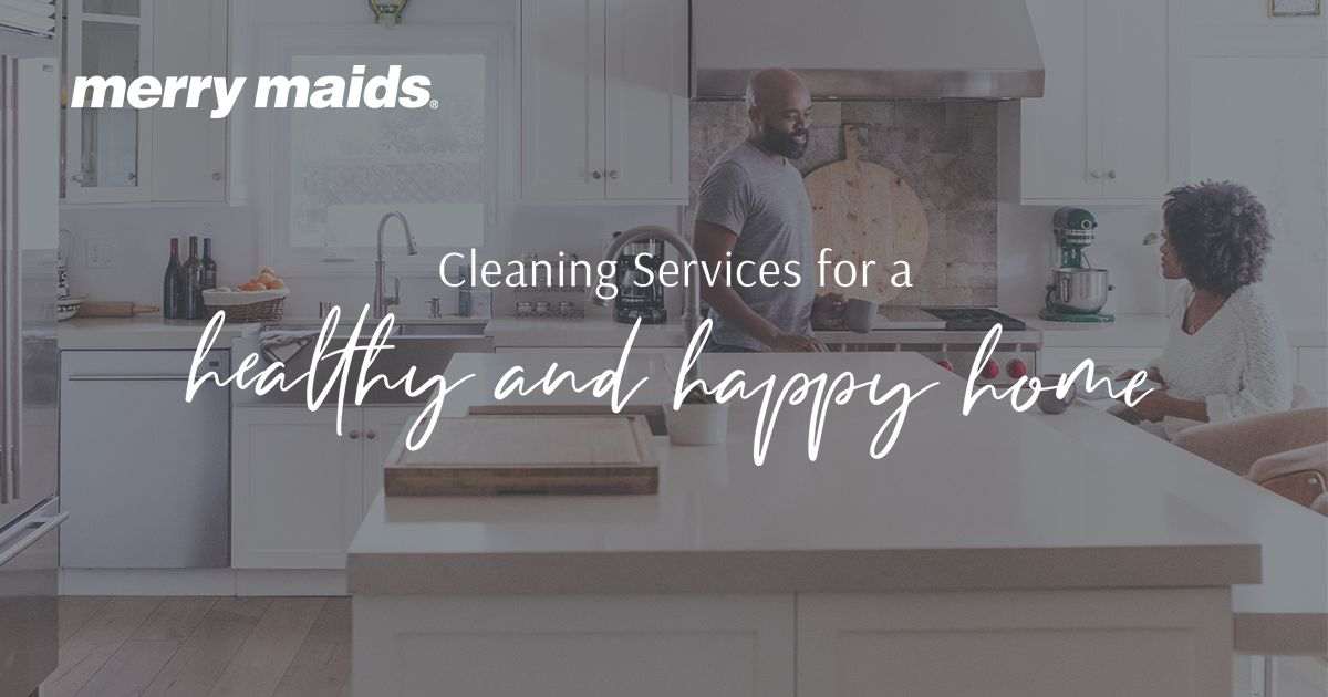 Home Cleaning Services Merry Maids®
