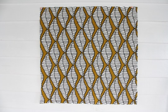 Ottoman #1 fabric. I love IKEA.