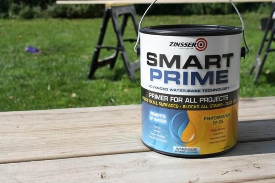 Smart Prime, a high-adhesion primer.