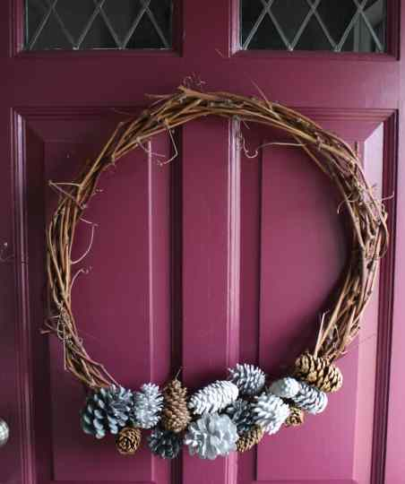 A new multi-holiday wreath.