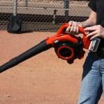 Black & Decker's 36V Cordless Hard Surface Sweeper/Vacuum.