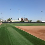 One of the Angels great training fields in Tempe, AZ.