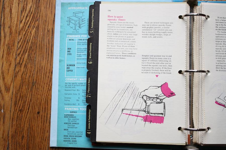 Home Improvement Techniques Circa 1970 Merrypad