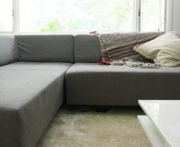 West Elm's Tillary Sectional Sofa in our house. A real review. Check it out.