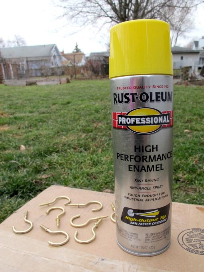 how to make driftwood hook enamel spray. Black Bedroom Furniture Sets. Home Design Ideas