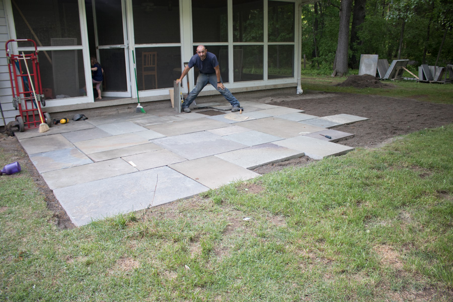 Diy Flagstone Patio Planning And Installation  Merrypad. Resin Wicker Patio Furniture Toronto. Outdoor Patio Furniture Recliners. Diy Garden And Patio Ideas. Patio House Archdaily. Building Patio Bench With Storage. Patio Furniture Liquidation Sale. Building Patio Flagstone. Patio Homes For Sale Erie County Ny