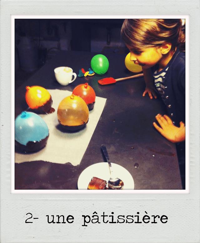 DIY _ dinette en chocolat