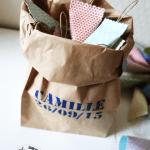 des berlingots de toutes les couleurs pour Camille