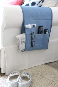 How to make a remote caddy - remote caddy DIY