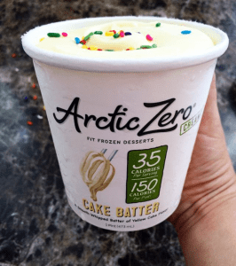 Hanging onto Summer with Arctic Zero