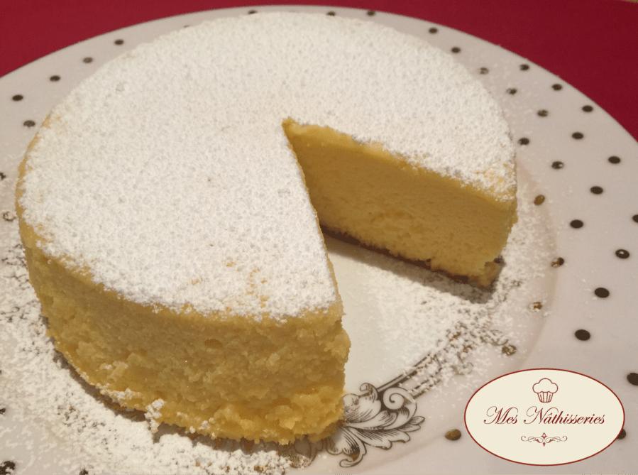 cheesecake japonnais