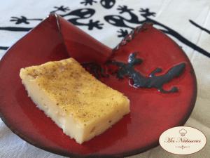 Leche Asada (lait rôti canarien)