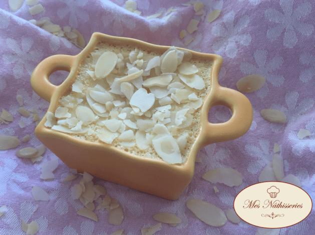 Crème aux amandes