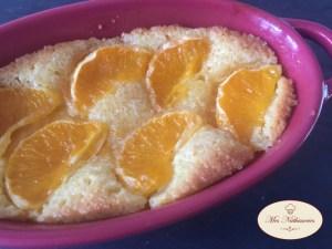 Gratin de mandarines
