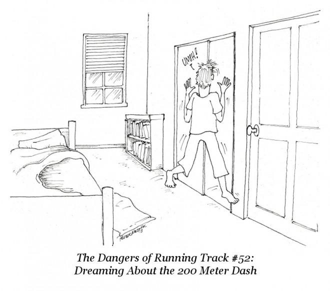 Dangers of Track \u2013 Beyond the Gate