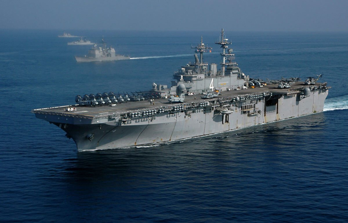 what kind of ship is the uss boxer
