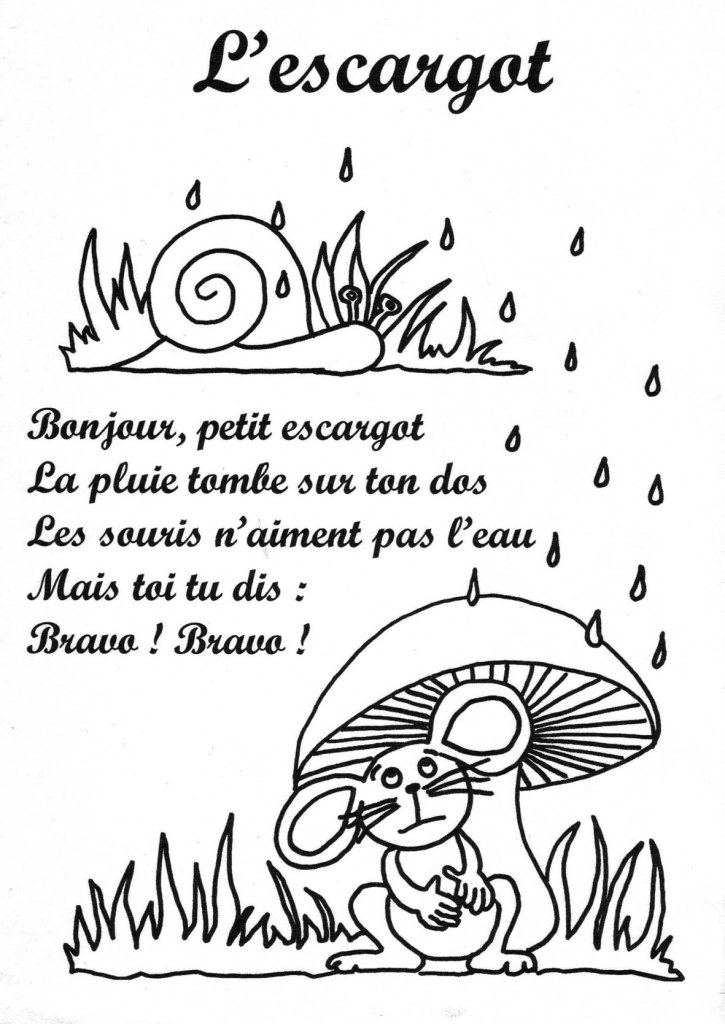 la maison de lu0027escargot French immersion, French resources and