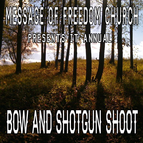 Bow and Shotgun Shoot