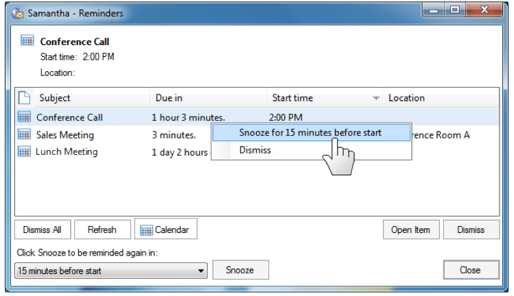 Free Calendar Reminder System Best Free Calendar Reminder And To Do Program Gizmos Improve Email And Calendar Notifications In Outlook Web