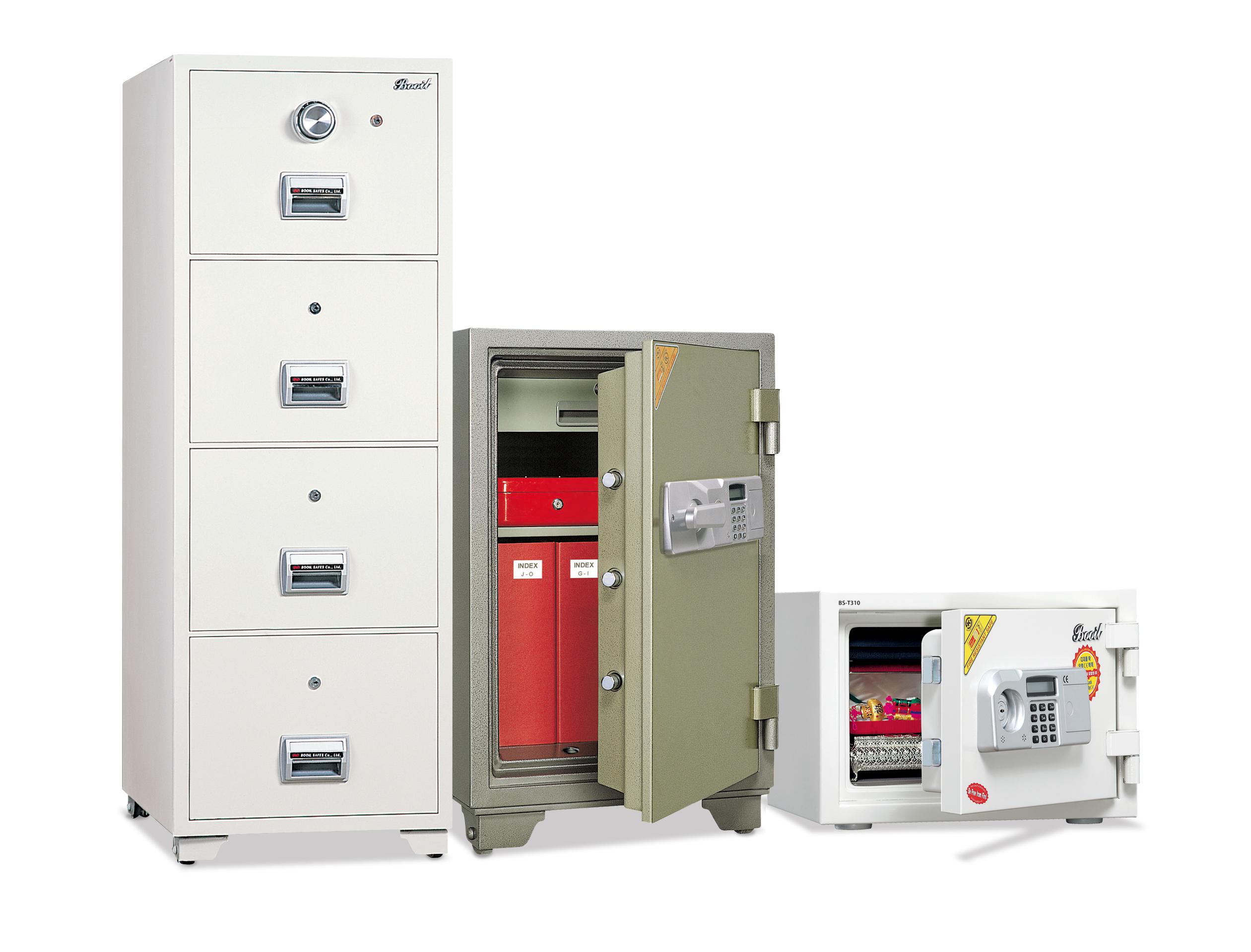 Exhibitor Booil Safes Co Ltd Security Essen