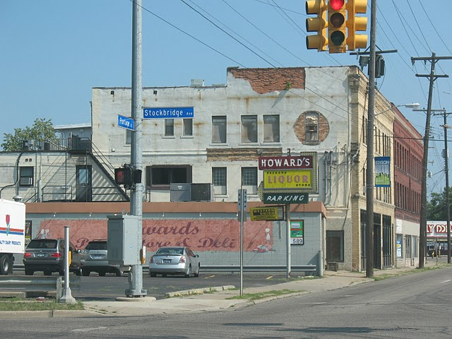 Howard's Package Liquor Store Kalamazoo