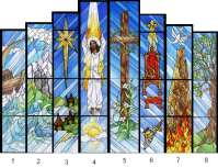 85+ Church Windows Png - City Church Icon, Window Template ...