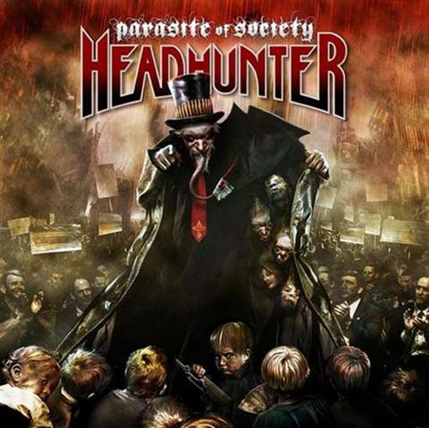 Headhunter - Parasite of Society - Encyclopaedia Metallum The Metal