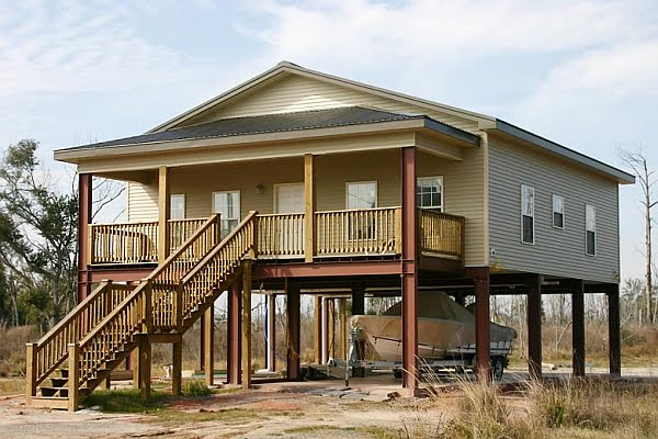 Must See: This Steel Frame Prefab House Withstood Hurricane Ike