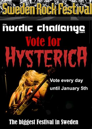 vote Vote for Hysterica