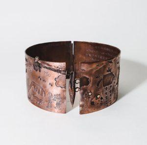 2. Ego: Childhood - 2016 - copper, bronze