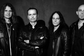 04.10.2014 --- Blind Guardian promoshoot at Abteiberg in Mönchengladbach, Germany on 4th October 2014 Photocredit: Hans-Martin Issler