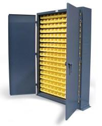 Stronghold, 46-BSC-100, Slim Line Bin Storage Cabinet ...