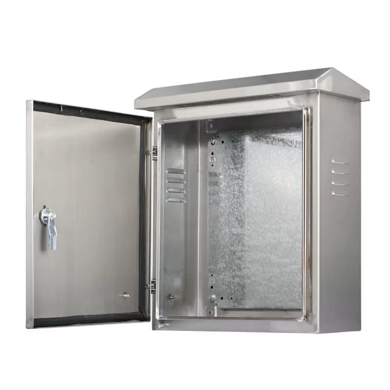 Custom - Made Metal DB Box Durable Waterproof Electronic
