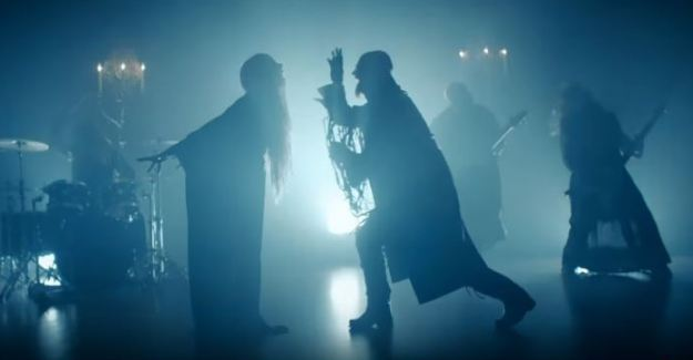 IN THIS MOMENT Unveil Music Video For \u0027Black Wedding\u0027 Track Feat