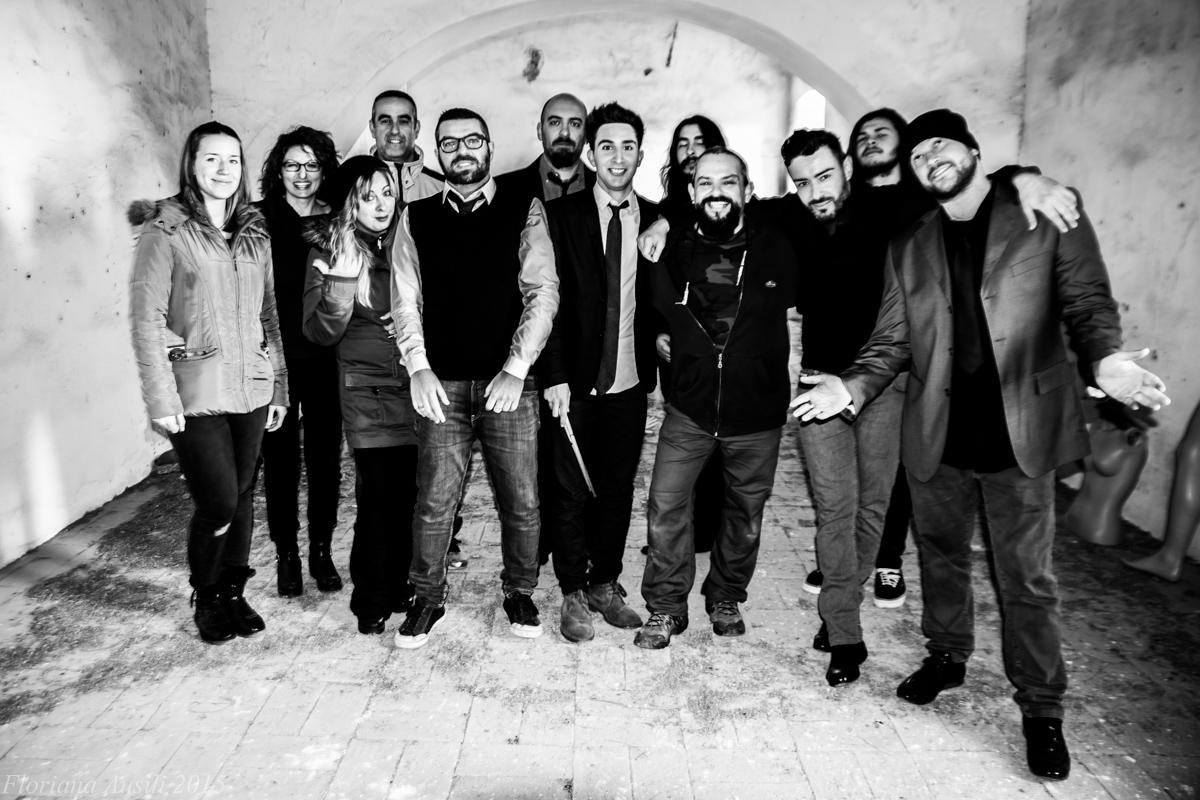 Rome In Monochrome Le Foto Del Backstage Di Quotkarma Anubis